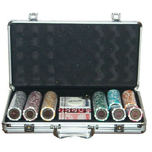 Set Poker 300 fiches The Nuts 14 gr.