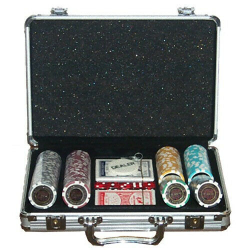 Set Poker 200 fiches The Nuts 14 gr.