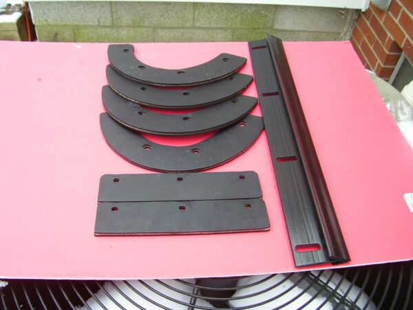 HONDA SNOWBLOWER HS621 HS521 PADDLES amp; SCRAPER 6PC SET :