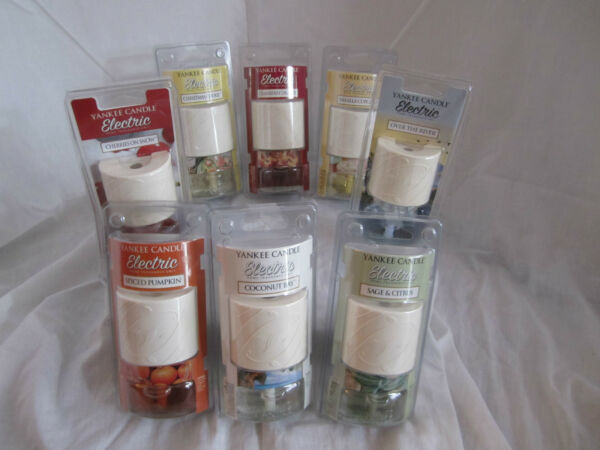 Yankee Candle Electric Home Fragrance Unit Air Freshener Adjustable Outlet NEW $19.99