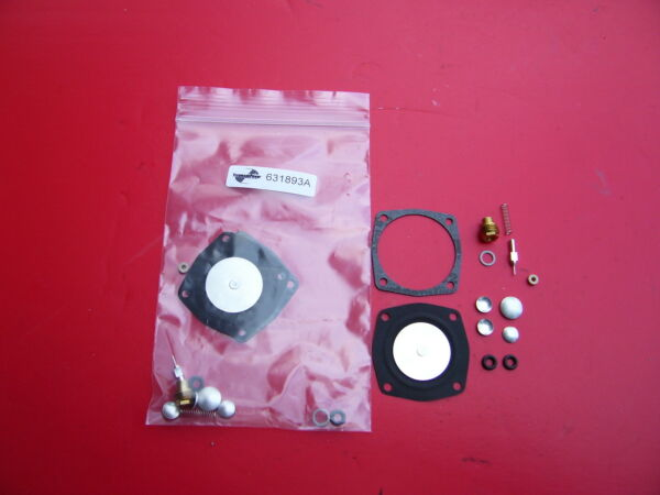 TORO ARIENS CARBURETOR RE BUILD KIT FOR DIAPHRAM CARBS S140 S200 S620 CR20 :