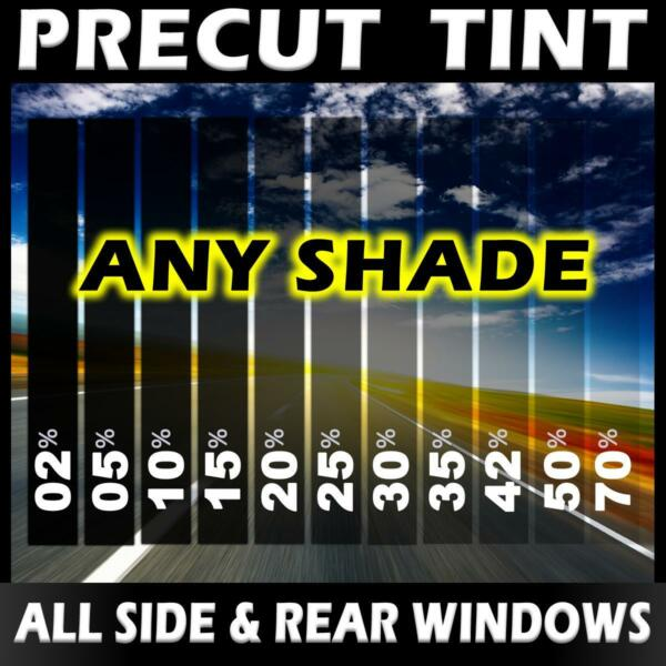 PreCut All Sides & Rears Window Film Any Tint Shade Cut for BMW 3,5,6,7 Series
