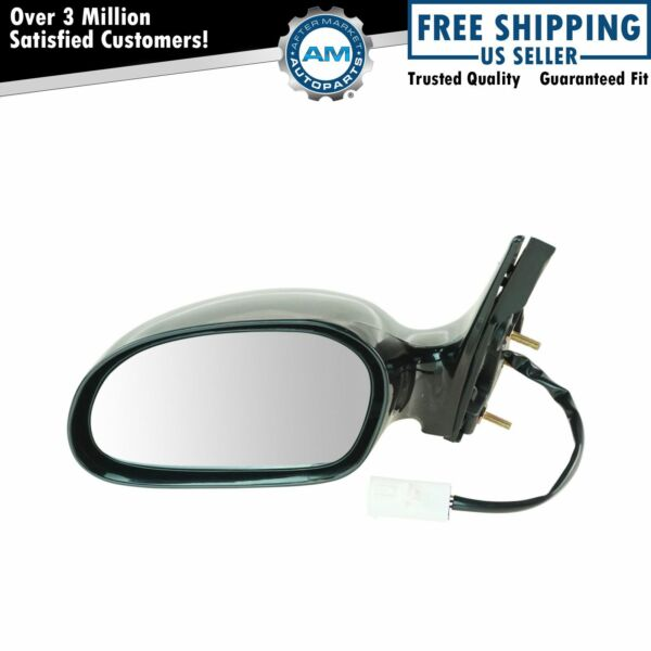 Power Door Mirror Left Hand Driver Side LH for 96-99 Ford Mercury Taurus Sable