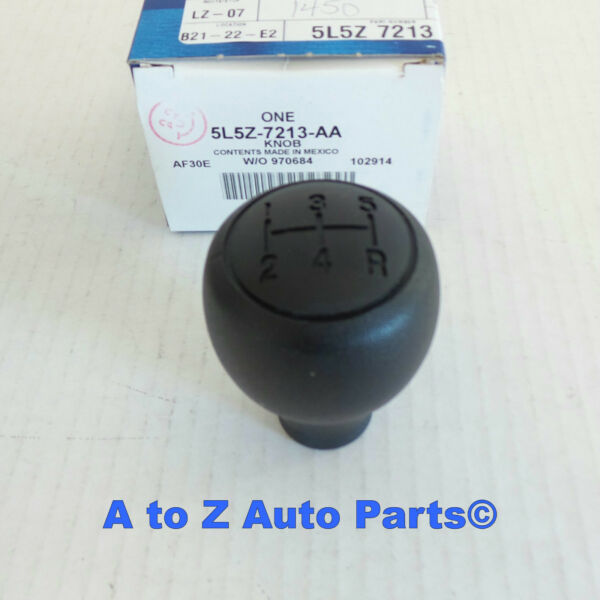 NEW Ford F-150, F250, Ranger,Bronco, 5-Speed Manual Transmission SHIFT KNOB,OEM