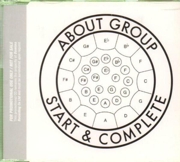 About Group CD Single Start amp; Complete Domino New