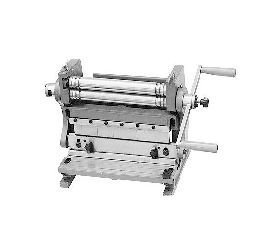 40 INCH 3-IN-1 SHEET METAL MACHINE SHEAR- BRAKE & ROLLER *20 GAUGE*