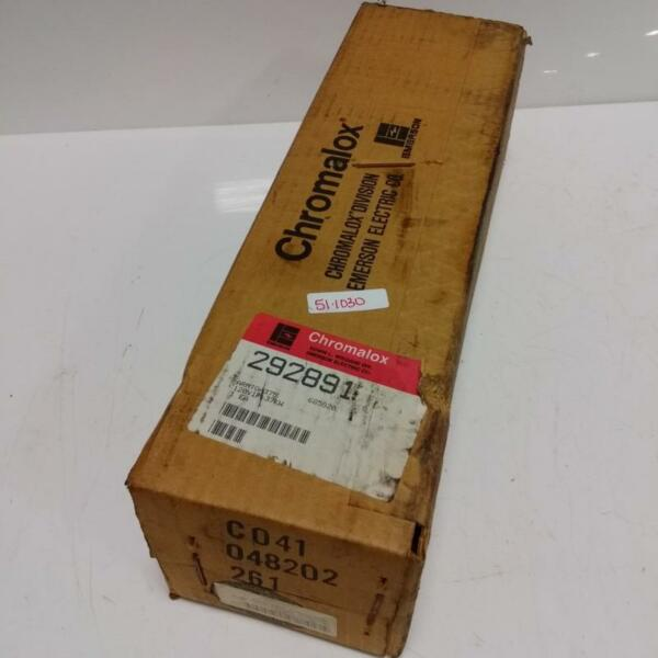 CHROMALOX ARMTO 375 IMMERSION HEATER 292891 NEW $322.99