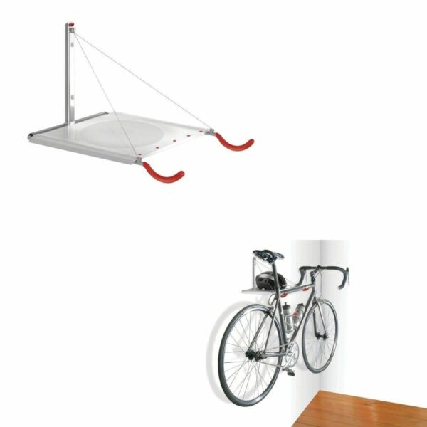Delta Monet Wall Bike Storage Rack Holds One Bicycle $48.21