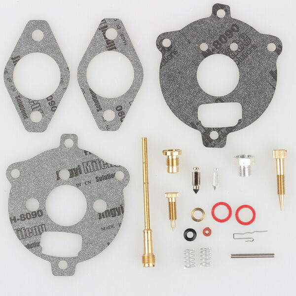 Carburetor Repair Kit Fit Briggs amp; Stratton 394693 291763 295938 398235 Carb $7.98