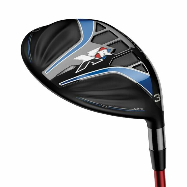 CALLAWAY GOLF XR 16 FAIRWAY 3 WOOD GRAPHITE STIFF