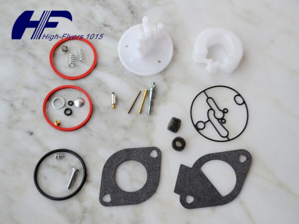 Carburetor Rebuild Kit For Briggs amp; Stratton Master Overhaul Nikki Carbs 796184 $9.78