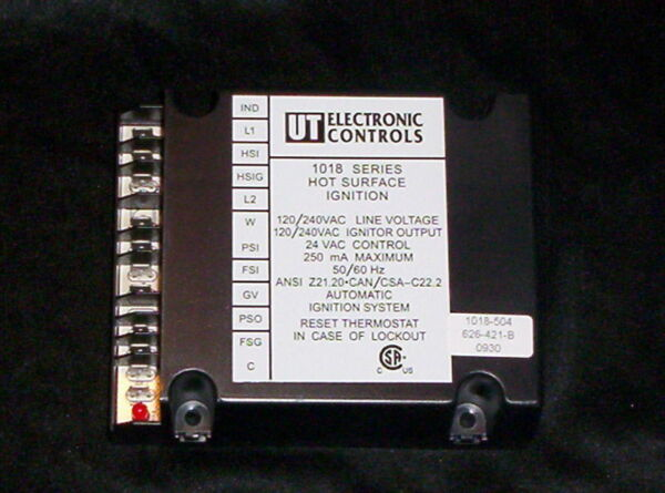 # 626421 Nordyne Gas Furnace HSI Control Box Factory OEM Part
