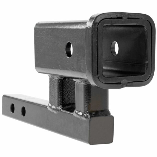 Apex DRH 2 Extension Adapter for 1.25quot; to 2quot; Towing Hitch Rise or Drop $72.99