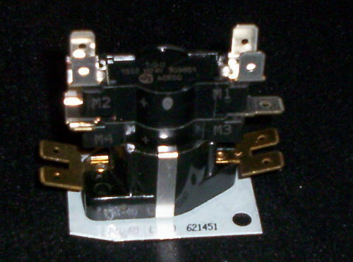 # 621451 Nordyne Intertherm Miller Electric Furnace Sequencer Relay # 621596 OEM $32.99