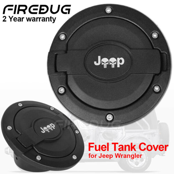 Firebug Jeep Wrangler Accessories, Jeep Unlimited Accessories, Jeep Gas Cover
