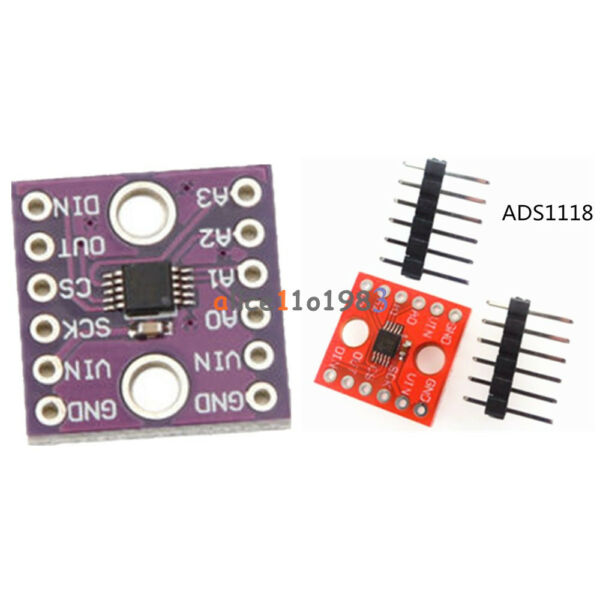 ADS1118 CJMCU-1118 16-bit ADC ADC SPI Communication Board Development Module