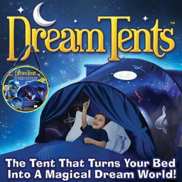 Kids Baby Dream Tents Space Adventure Foldable Tents Camping Outdoor Tent US KD