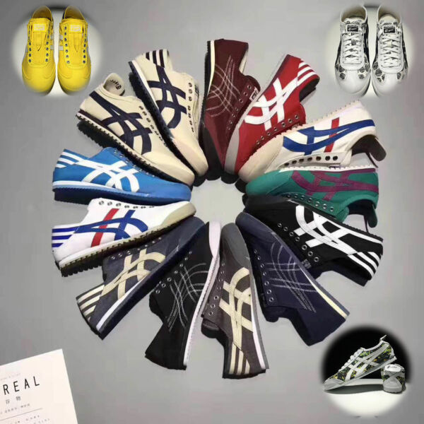 New Men's Asics Onitsuka Tiger Mexico 66 Unisex sneakers Casual Shoes gym shoe