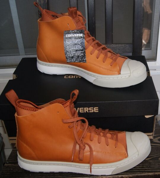 NEW CONVERSE JACK PURCELL S SERIES SNEAKER BOOT HI