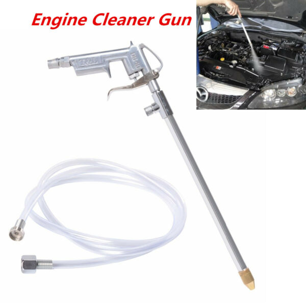 High-Pressure Car Autos Air Pressure Engine Cleaner Gun Wash Sprayer Care Tool