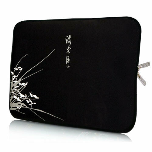 Laptop Notebook Tablet Tasche Sleeve Hülle  Neopren 26,6cm (10,2