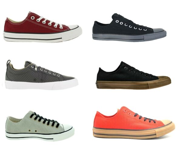 Converse Chuck Taylor Authentic Low Top