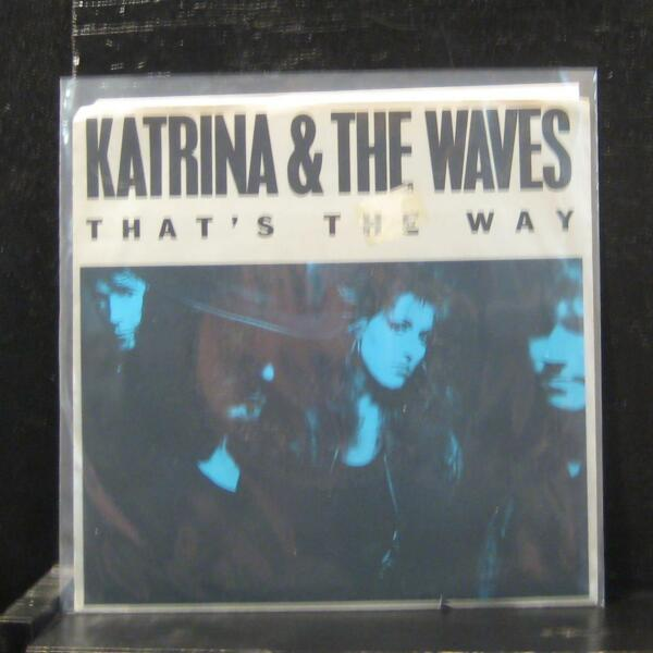 Katrina And The Waves Thats The Way Love Calculator 7quot; Mint B 07303 Vinyl