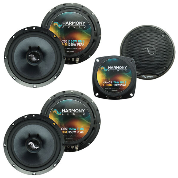 Fits Acura MDX 2007 2016 Factory Speakers Replacement Harmony C65 C4 Package New $174.95