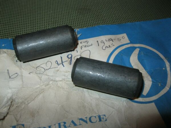 NOS 1947-50 Studebaker rear or front spring Bushing set