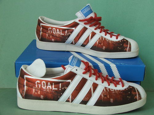 SUPER RARE~Adidas VINTAGE GAZELLE Sneakers samba chile superstar Shoes~Mens 11.5