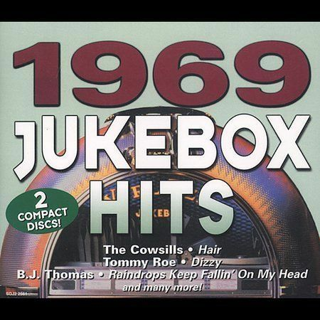 Jukebox Hits 1969 by Various Artists