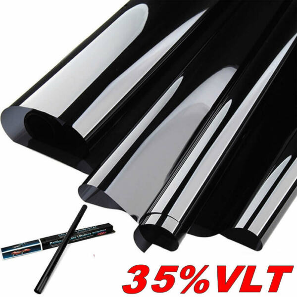Uncut Window Tint Roll Film 35% VLT 20