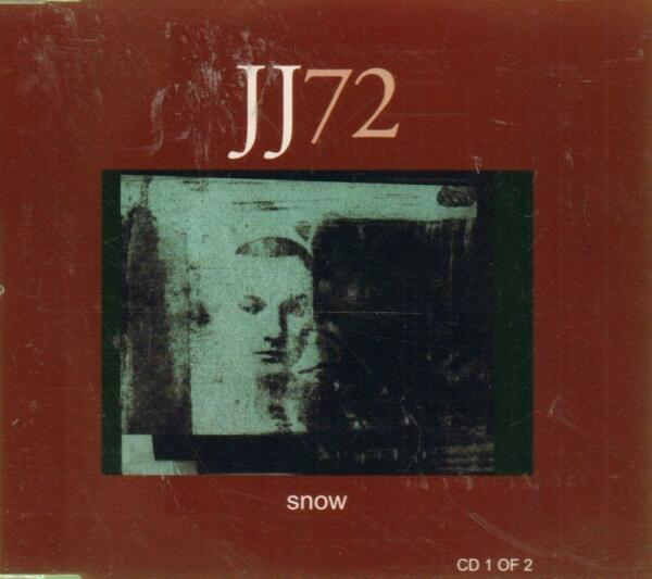 JJ72 CD Single Snow CD1 New