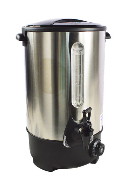 Commercial Large Capacity Stainless Steel Electric Water Heater Insulated Bucket