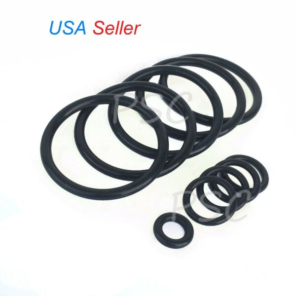 7 O rings Cooling System Upper Lower Radiator,Temp Sensor,Return Hose for BMW