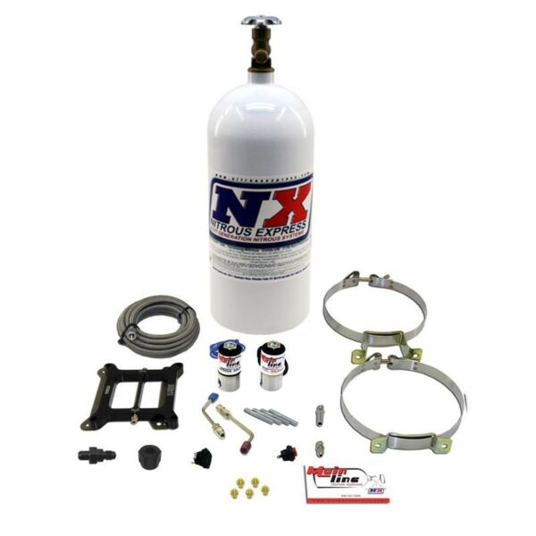 Nitrous Express Mainline Holley 4150 4bbl Plate Kit System 100-250hp - ML1000