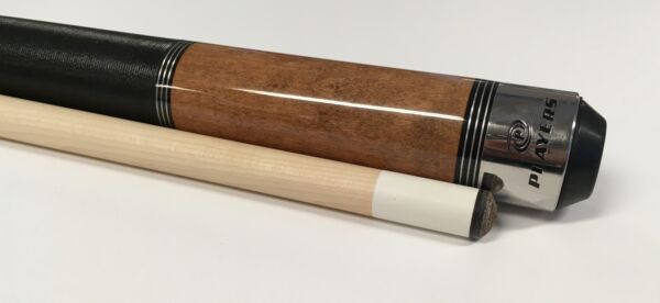 NEW Players C-950 Pool Cue - C950 - Nutmeg Stain - FREE JT CAPS