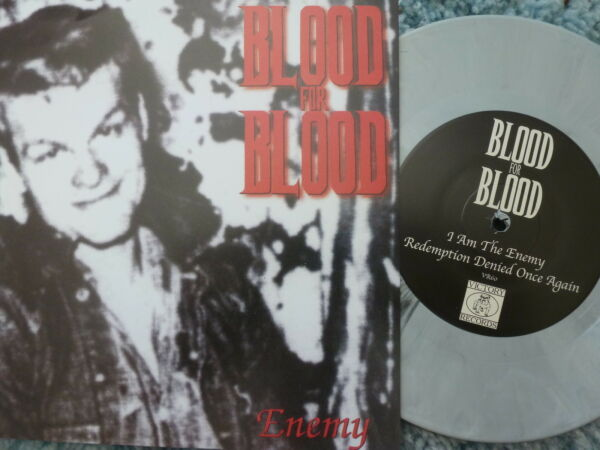BLOOD FOR BLOOD 45 RPM 7