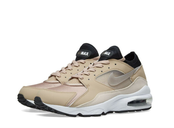 Nike Air Max 93 Sepia Stone Men New Sneakers Mens Sand Shoes 306551-202