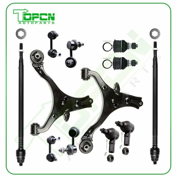 12pc New Front amp; Rear Suspension Kit Sway Bar for 2001 2005 Acura EL and Civic $99.66