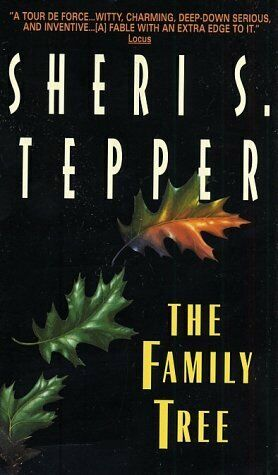 The Family Tree Mass Market Paperbound Sheri S. Tepper