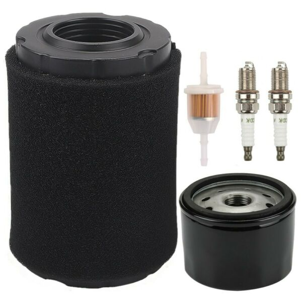 Air & Oil Filter Tune Up Kit for Briggs & Stratton 13.5-19.5 HP Intek Engines