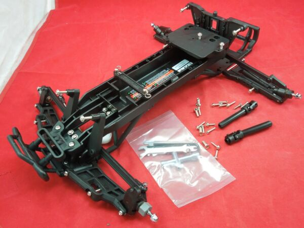 Traxxas BIGFOOT chassis parts lot xl5 vxl ORIGINAL MONSTER TRUCK NEW STYLE