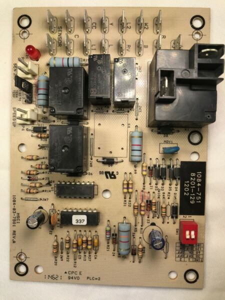 CARRIER HEAT PUMP CONTROL BOARD 1084 751 8201 129 1084 83 7501 $95.00