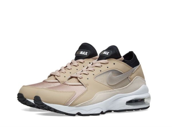 306551-202 Nike Air Max 93 Sepia Stone Men New Sneakers Mens Sand Shoes SZ 7-13