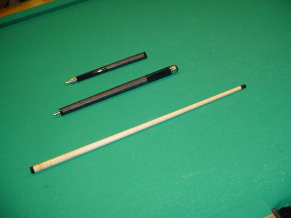 BRAND NEW WORLD'S HEAVIEST BREAK JUMP CUE 25OZ BALLBUSTER  pool billiards 7-1849