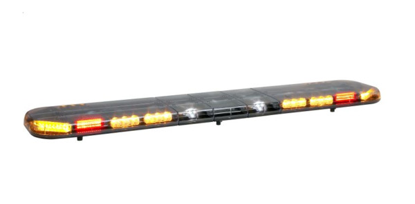 Whelen Justice Towman 10 Head Lightbar with Brake Tail Turns & Work Lights