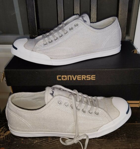 NEW AUTHENTIC CONVERSE JACK PURCELL LOW PROFILE L/S OX SHOE MEN'S  US 7---10