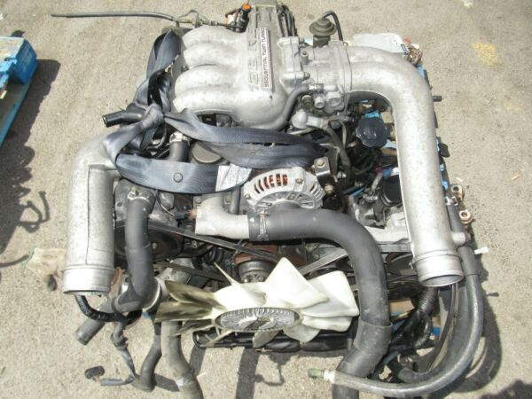 JDM MAZDA RX7 13BRE COSMO ENGINE 13BREW ENGINE * PERFECT COMPRESSION NUMBERS *