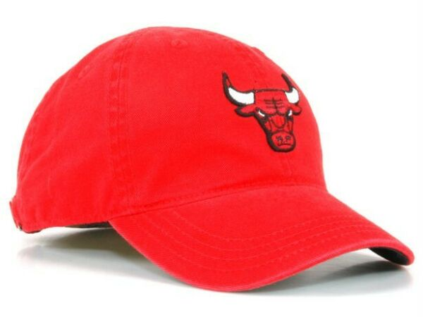 New Authentic Chicago Bulls Adidas Toddler 2T-4T Adjustable Hat  SHARP ___S68
